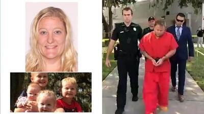 Extraditan a Florida a sospechoso tras encontrar muerta a su esposa y cuatro hijos en Georgia
