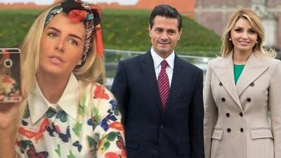 """""""Para repeticiones está el gym"""": el consejo de la 'novia' de Peña Nieto que le cae como anillo al dedo a 'La Gaviota'"""