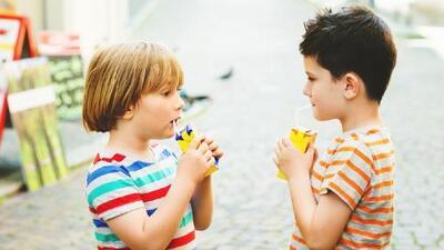 ¿Dónde quedó la fruta? El hallazgo que resultó de un estudio en las bebidas destinadas a los niños