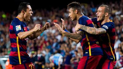 Barcelona 4-1 Levante: Barça  destroza al Levante en 10 minutos