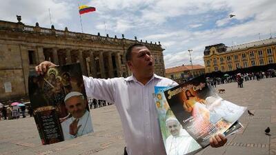 Bogotá refuerza la seguridad para la visita del papa Francisco