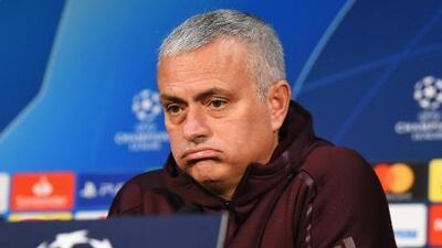 Mourinho tuvo aventura extramarital en Manchester United: prensa inglesa