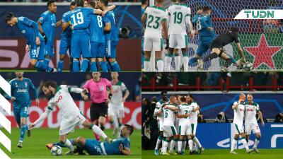 La Juve lo vuelve a hacer y gana el partido en tiempo agregado