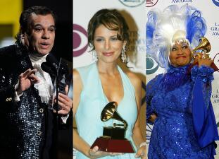 Grandes estrellas de Latin GRAMMY que se nos adelantaron... así los recordamos