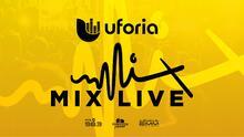 Los artistas confirmados para el concierto de Uforia Mix Live