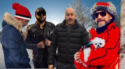 Estos cantantes de regional mexicano son fanáticos de las chamarras y ya están listos para el invierno