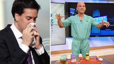 Influenza: causas, síntomas y remedios caseros para combatirla