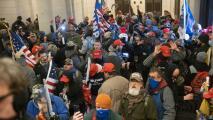 """""""El país tiene que defenderse"""": exagente del FBI sobre las amenazas de protestas durante la posesión de Biden"""