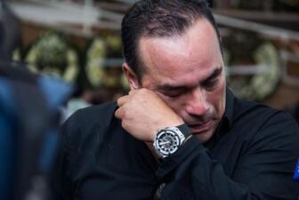 Federico, acusado de vínculos con narco, encaró a la justicia