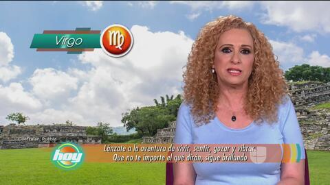 Mizada Virgo 05 de junio de 2017