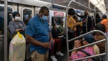 ¿Cuál es el plan para garantizar la seguridad y la prevención del coronavirus en el metro de Nueva York?