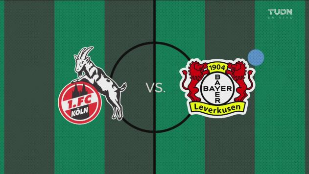 Köln propina otra derrota al Bayer Leverkusen