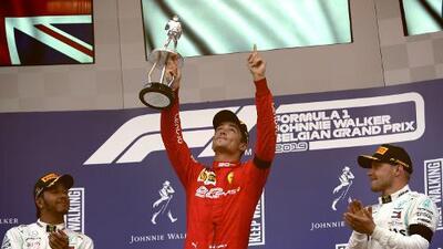 ¡Primera victoria de Charles Leclerc en la F1!