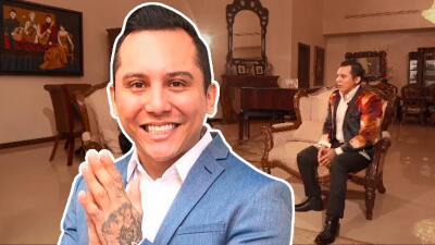 Edwin Luna rompe el silencio sobre el arresto de sus compañeros de banda en Guatemala (se entrevistó a sí mismo)