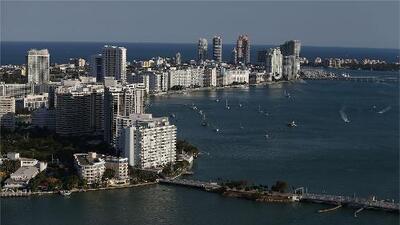 Miami tendrá un miércoles cálido y ventoso con mínima probabilidad de lluvia