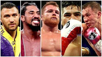 ¿Qué rival sigue para el Canelo tras vencer a Jacobs? ¿Lomachenko, Golovkin, Andrade, 'Zurdo' Ramírez?