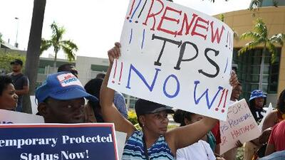 Central Americans, Haitians with protected status fear program's end