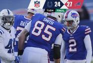 Luego de 25 años, Bills regresa al juego de Campeonato Divisional
