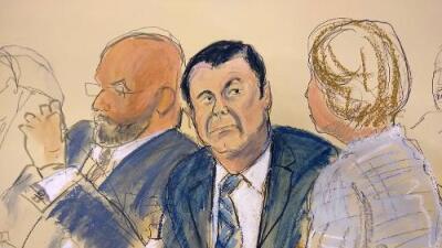 La fría tarde del juicio en la que 'El Chapo' Guzmán traicionó a su socio 'El Mayo' Zambada