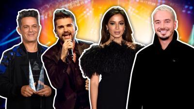 Larga lista de estrellas saldrá de Premio Lo Nuestro a cantar por Venezuela