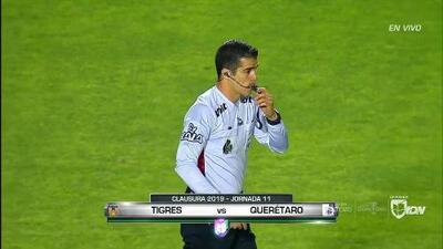 Highlights: Querétaro at Tigres on March 16, 2019
