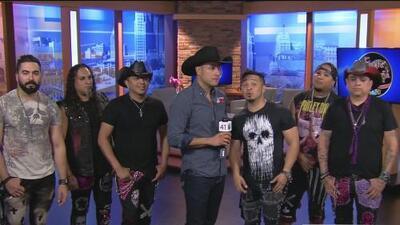 Grupo Siggno confirma que será parte de la fiesta navideña de Univision