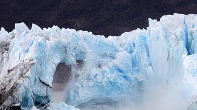 ¿Por qué se rompe el puente de hielo del glaciar Perito Moreno?