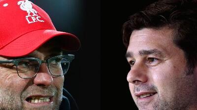Mauricio Pochettino y Jürgen Klopp, las opciones para tomar al Real Madrid