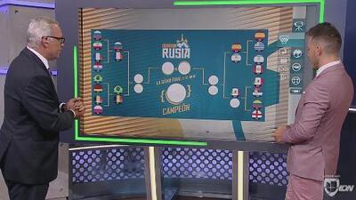 En la predicción de Stoichkov, el Tri llega a la semifinal y se enfrenta a la Argentina de Messi