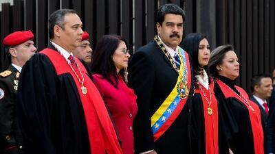 Un convicto por homicidio es el nuevo garante de la ley en Venezuela