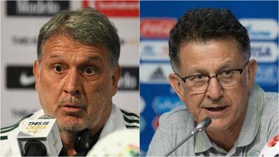 Gerardo Martino vs. Juan Carlos Osorio, diferencias en sus estrategias con el Tri
