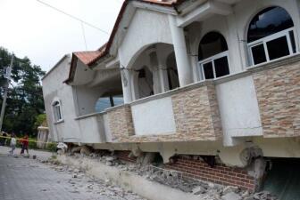El sismo golpeó a Guatemala y sur de México