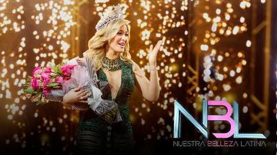 En fotos: la gran coronación de Migbelis como la nueva Nuestra Belleza Latina
