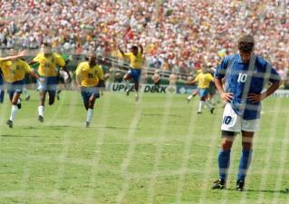 Historias de Mundiales: Roberto Baggio y la pequeña revancha que tuvo en 1998