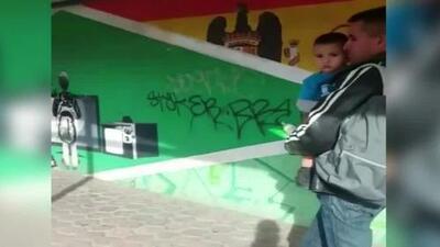 Fue entregado a las autoridades de EEUU el niño Noe Reyna, quien había sido secuestrado por su padre