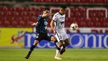 Sebastián Saucedo sufre lesión muscular, informo Pumas
