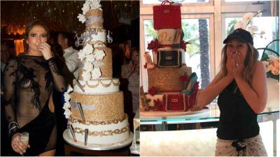 Recuerda los impresionantes pasteles de cumpleaños de famosas como JLo, Ana Patricia Gámez o Kris Jenner y conoce a sus creadoras