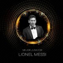 Histórico: Lionel Messi gana su sexto Balón de Oro
