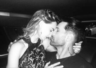Belinda y Criss Angel se derriten de amor