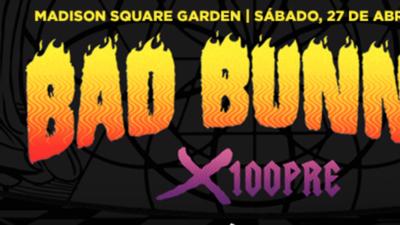 ¡Obtén la clave del día y participa para ver a Bad Bunny!