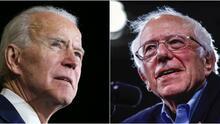 Los demócratas que no van a la elección general sumaron más votos que Sanders y Biden en Sacramento