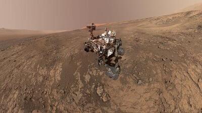 """La NASA identifica el posible primer """"terremoto"""" en Marte"""