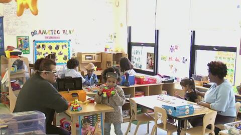 ¿Existe un secreto para controlar las pataletas de los niños? Este centro en El Bronx tiene algunos consejos