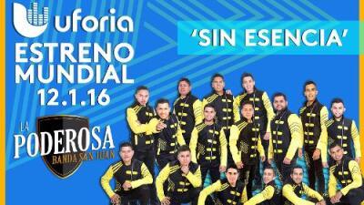 Canción de La Poderosa Banda San Juan nos recuerda a los antiguos amores