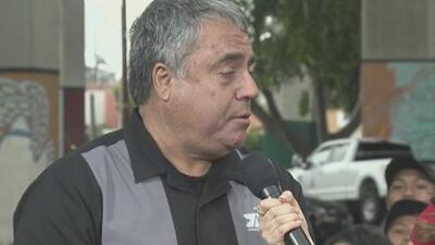 """""""El muro ha causado más de 11,000 muertes"""": Enrique Moronos, el fundador de la organización 'Ángeles de la Frontera'"""