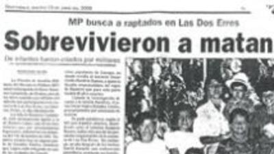 Masacre, Memoria y Justicia en Guatemala