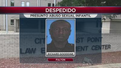 Investigan a oficial de East Point por presunto abuso sexual de una menor