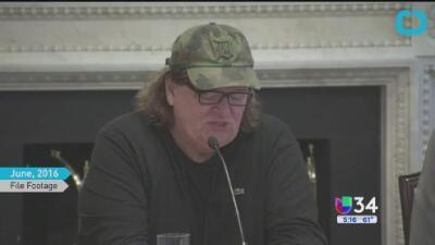 Michael Moore asegura que Donald Trump no quiere ser presidente