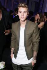 Justin Bieber, de fiesta con las Kardashian