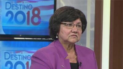 Lupe Valdez promete abolir la propuesta SB4 si es elegida como gobernadora de Texas